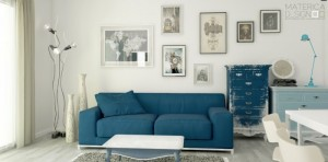 Blue-sofa-distressed-dresser-700x347
