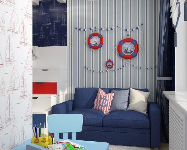 navy-blue-love-seat-600x481